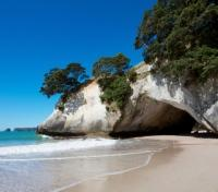 Coromandel - Cathedral Cove